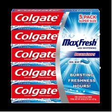 Colgate Max Fresh 7.6oz (5 Pack)