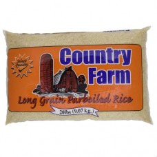 Country Farm Parboiled Rice 9 kg