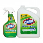 Clorox Clean-Up All-Purpose Cleaner with Bleach, Original, 32 oz. Spray and 180 oz. Refill Bottle