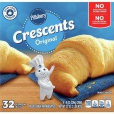 Pillsbury Crescent Rolls (32 Cresent) 1 oz