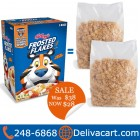 Kellogg's Frosted Flakes 61.9oz