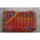 Eve Chicken Weiners 1.6 lb